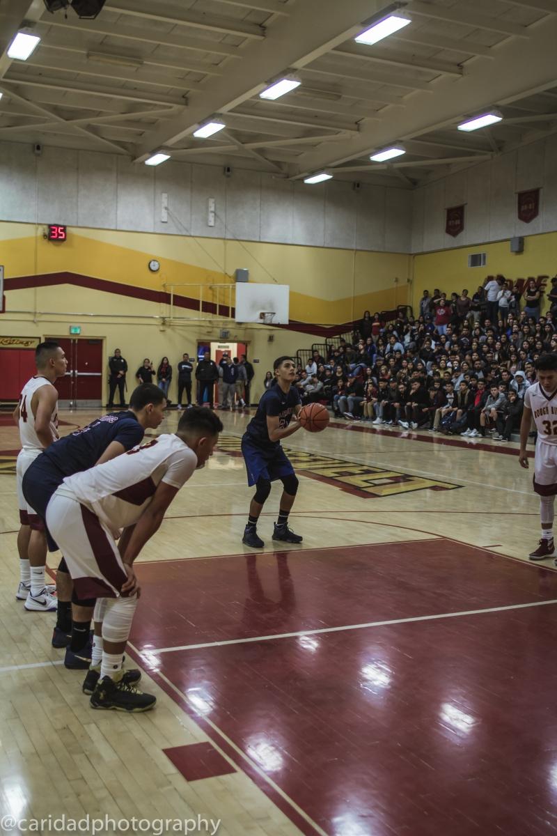 img 9912 Photos: Garfield varsity basketball vs. Roosevelt