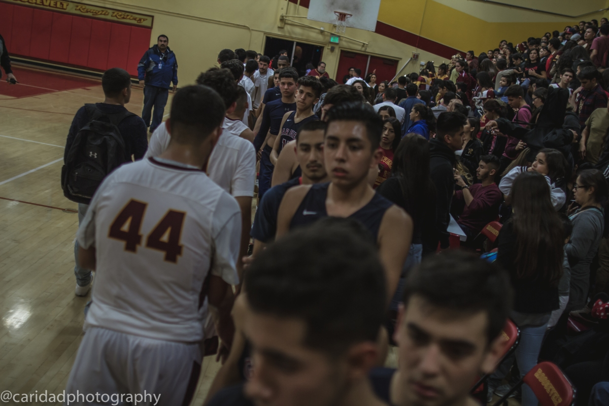 img 9936 Photos: Garfield varsity basketball vs. Roosevelt