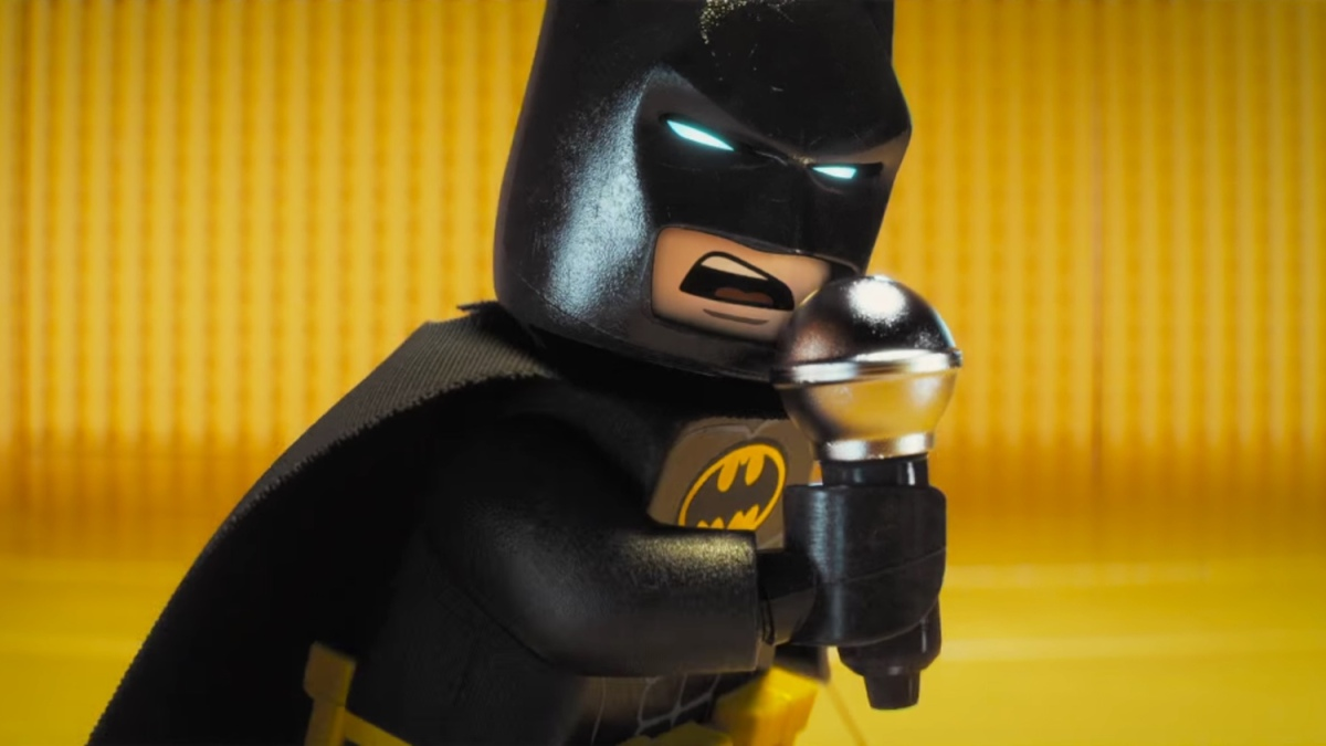 Movie review: The Lego Batman Movie is rip roaring fun