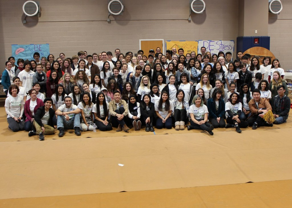 Taken by a Diamond Bar High School Wellness Forum staff member on Jan. 27 at College of The Canyons.