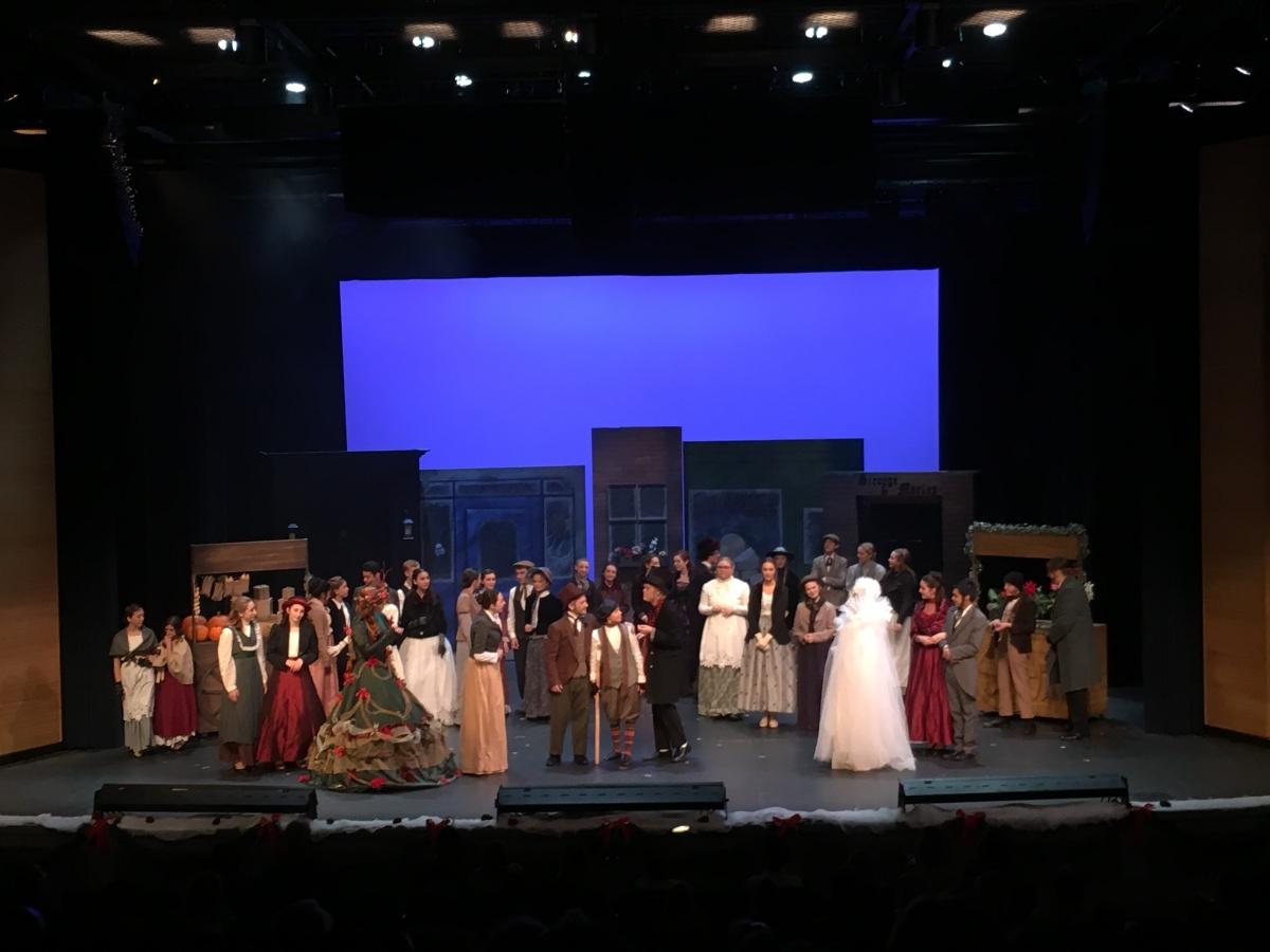 img 4829 Corona del Mars production of A Christmas Carol