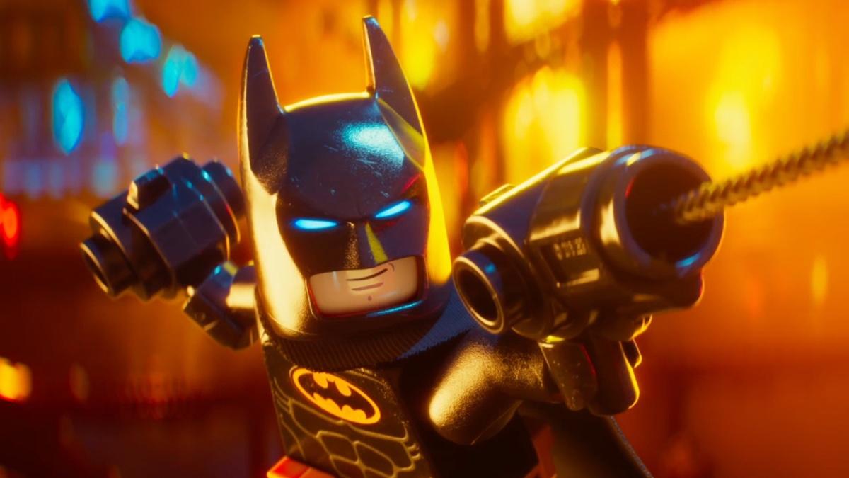 lbm trailer Movie review: The Lego Batman Movie is rip roaring fun