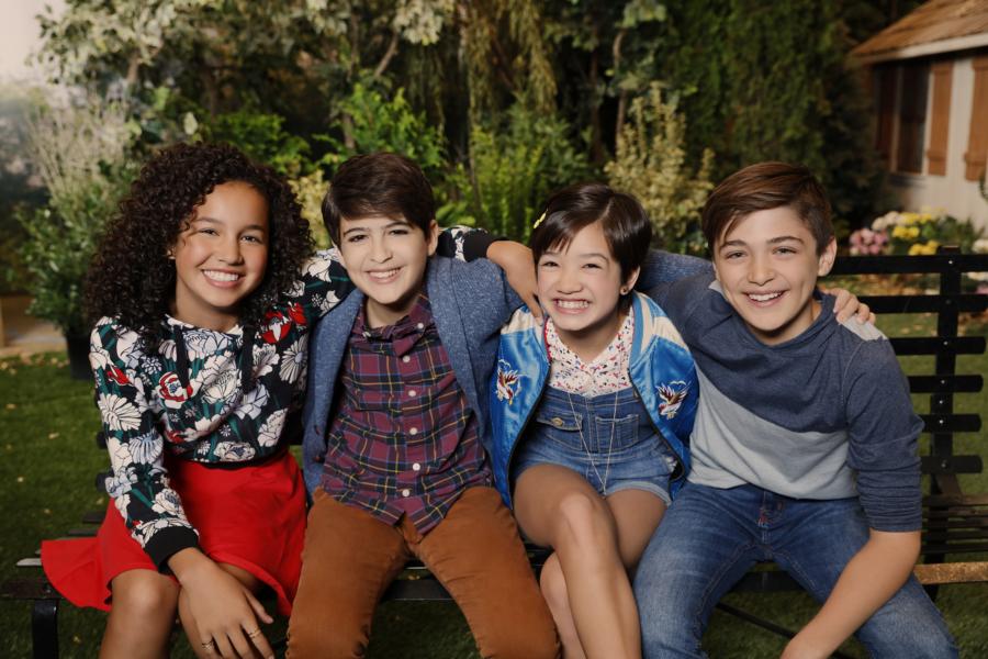 145060 0641r1 900x600 Meet the kids of Disney Channels new show, Andi Mack