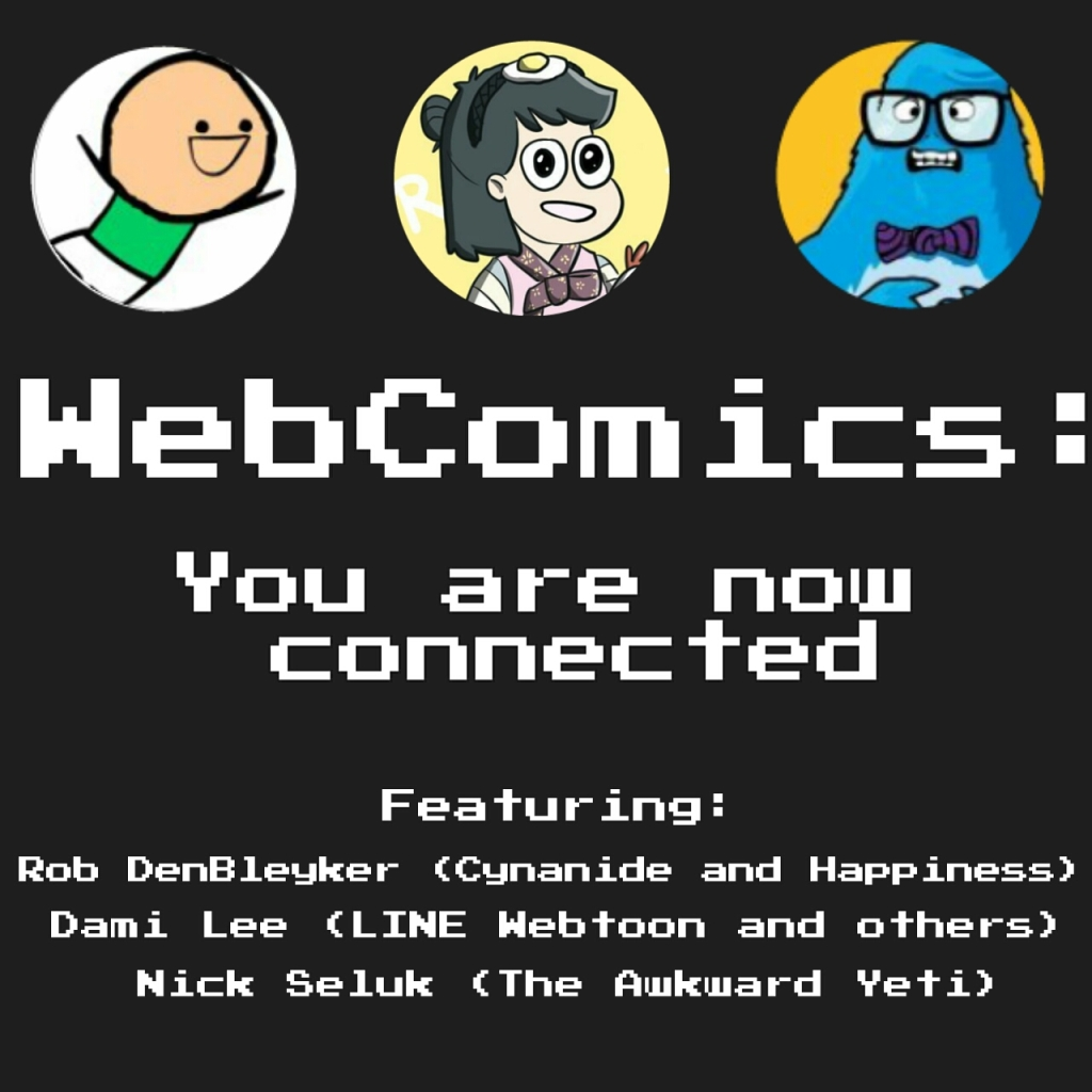 who inspires you hs insider webcomics you are now connected