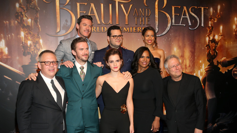 Six things we gleaned from the Beauty and the Beast press conference