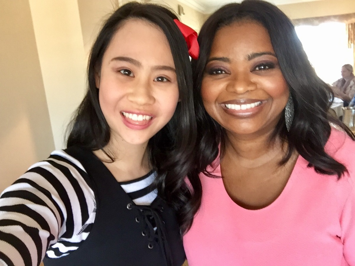 fullsizerender 21 Octavia Spencer on child prodigies, faith and superheroes