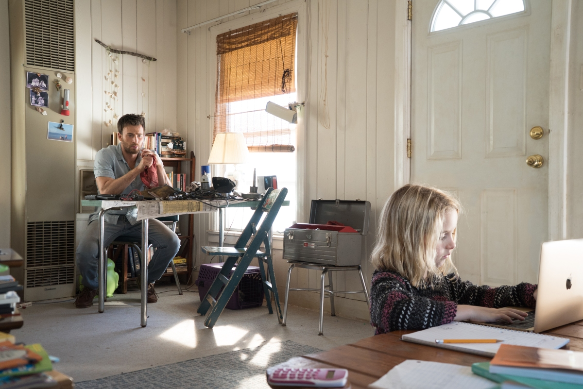 gifted epk xgd 01451a rgb Chris Evans on Captain America, pursuing his dreams, and love for Mckenna Grace