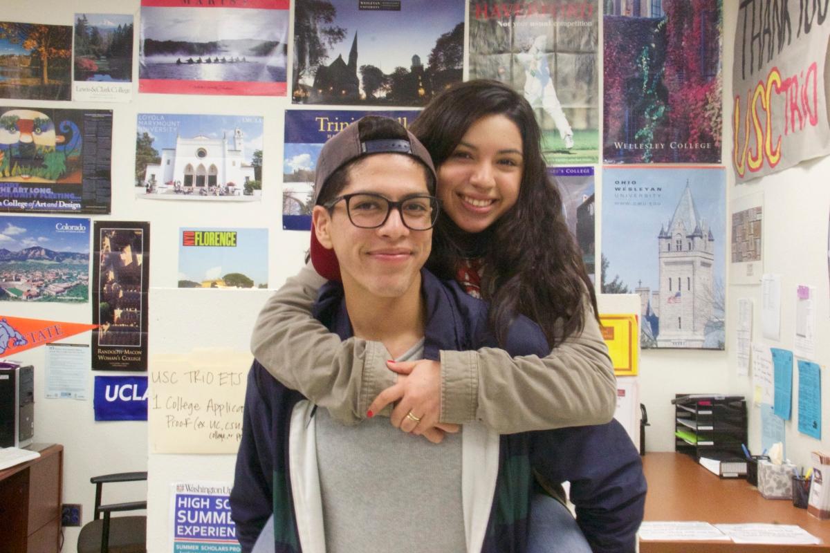 img 0594 Unsung Hero Liliana Ochoa Springer: Guiding students through the future