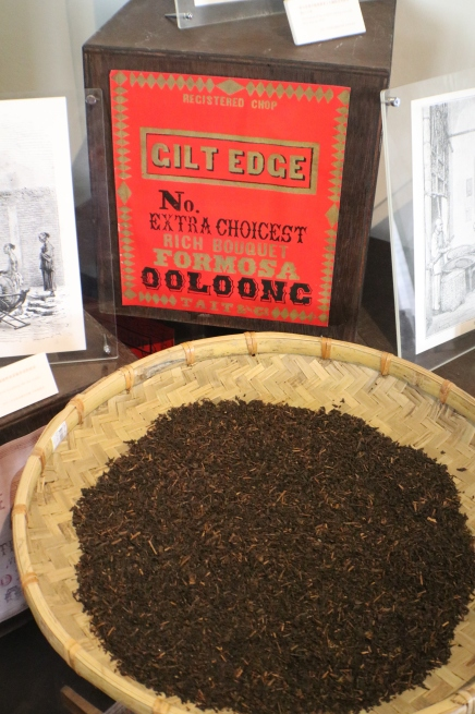 16 extra choicest formosa oolong tea Adventures in Tainan Tree House