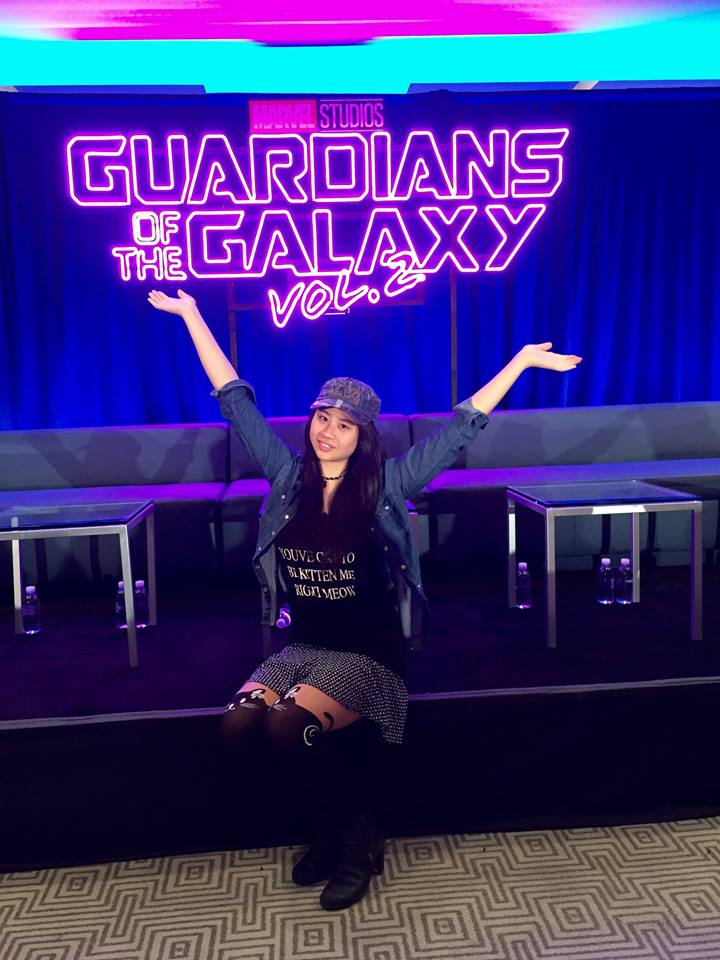 18057920 1311483875602336 439504339227221225 n The Guardians talk saving the galaxy as a dysfunctional family and more!