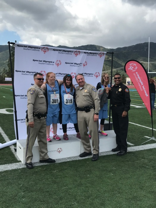 fullsizerender1 Commentary: Special Olympics at Crescenta Valley High: Competition from all around