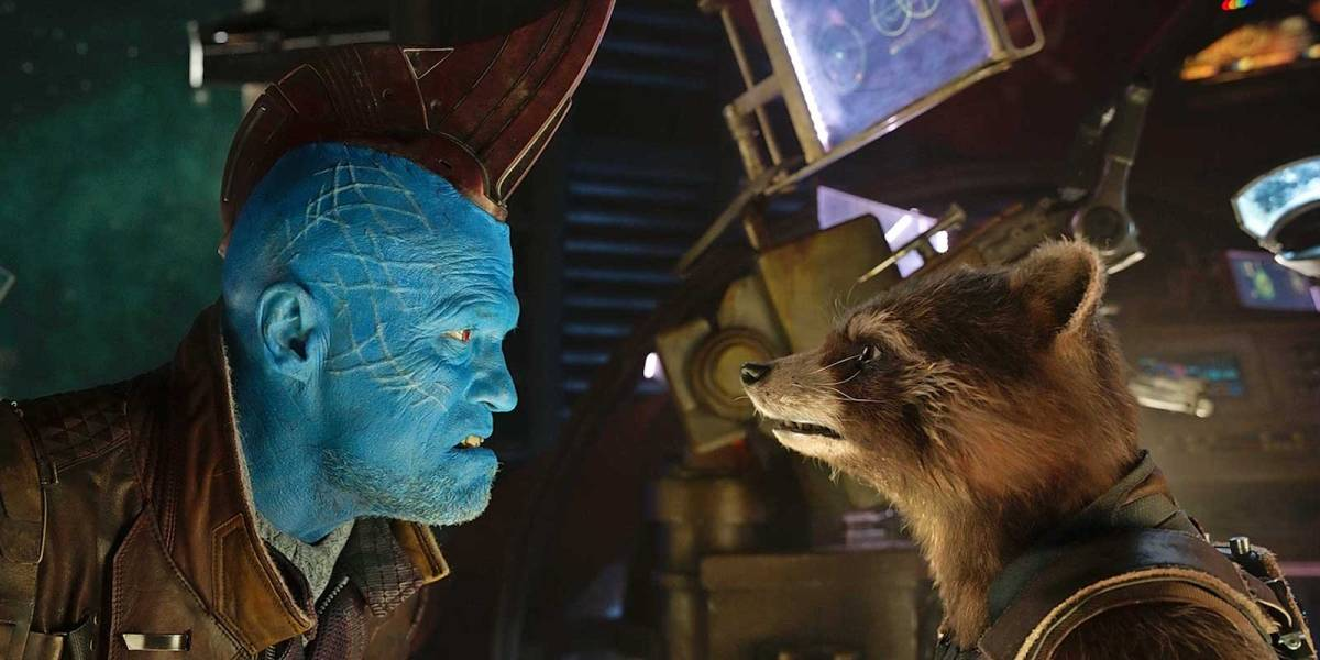 guardians of the galaxy vol 2 empire photo of yondu and rocket cropped The Guardians talk saving the galaxy as a dysfunctional family and more!