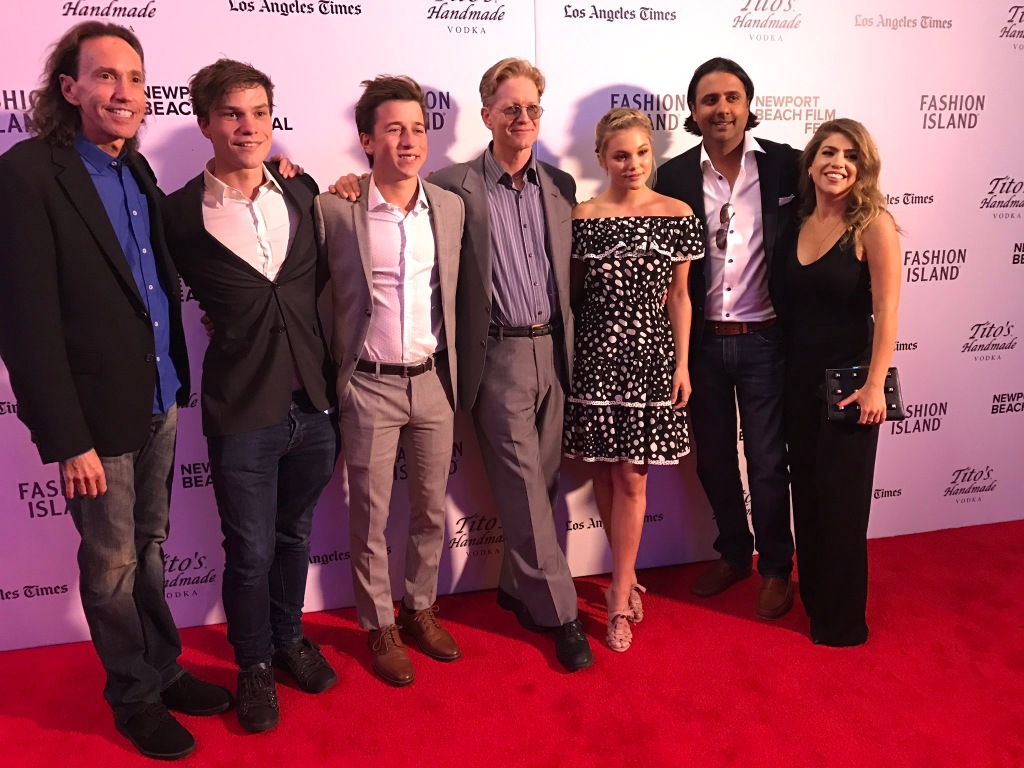 img 9683 Newport Beach Film Festival comedy Class Rank inspires young political involvement