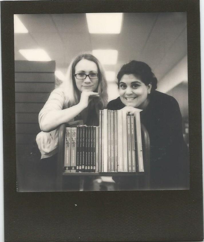 unsunglib Unsung Heroes: Librarian Ms. Lewis