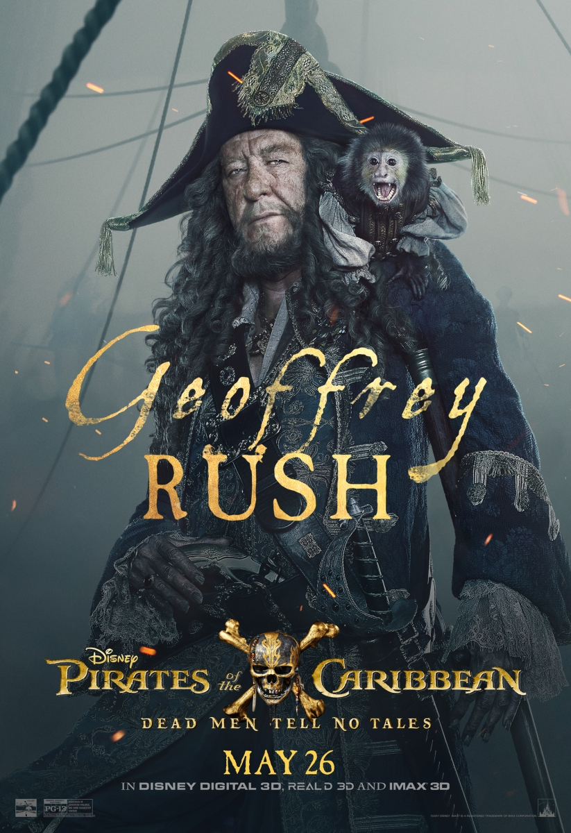 poc5 barbossa online v3 lg Behind the scenes of Pirates of the Caribbean: Dead Men Tell No Tales