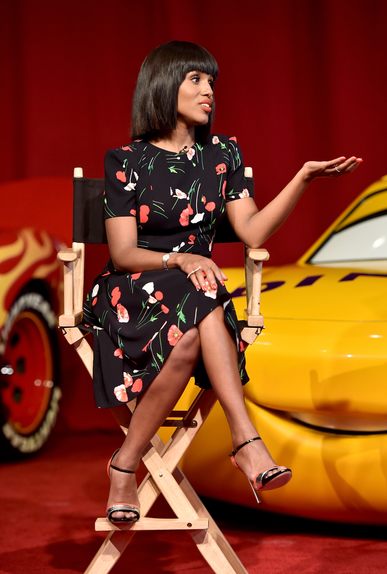 Cast of Cars 3 on female empowerment