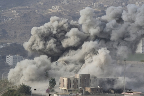 yemen U.S. at potential war with Yemen due to death of thousands