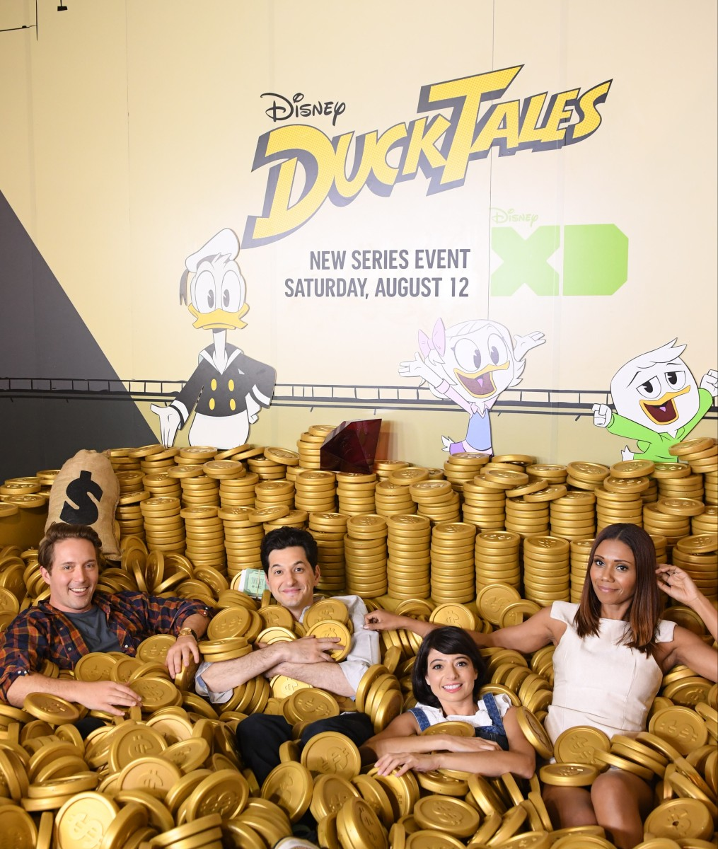 147119 kn5 6243 Life is like a hurricane in DuckTales, Disney XDs 2017 reboot