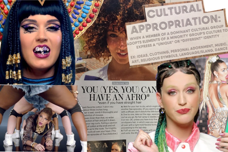 Opinion Why Cultural Appropriation In Pop Culture Is Blanketed Racism Hs Insider