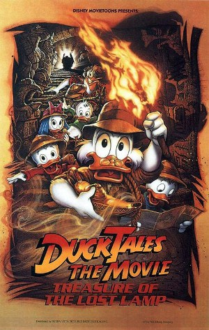 ducktales the movie   treasure of the lost lamp Life is like a hurricane in DuckTales, Disney XDs 2017 reboot