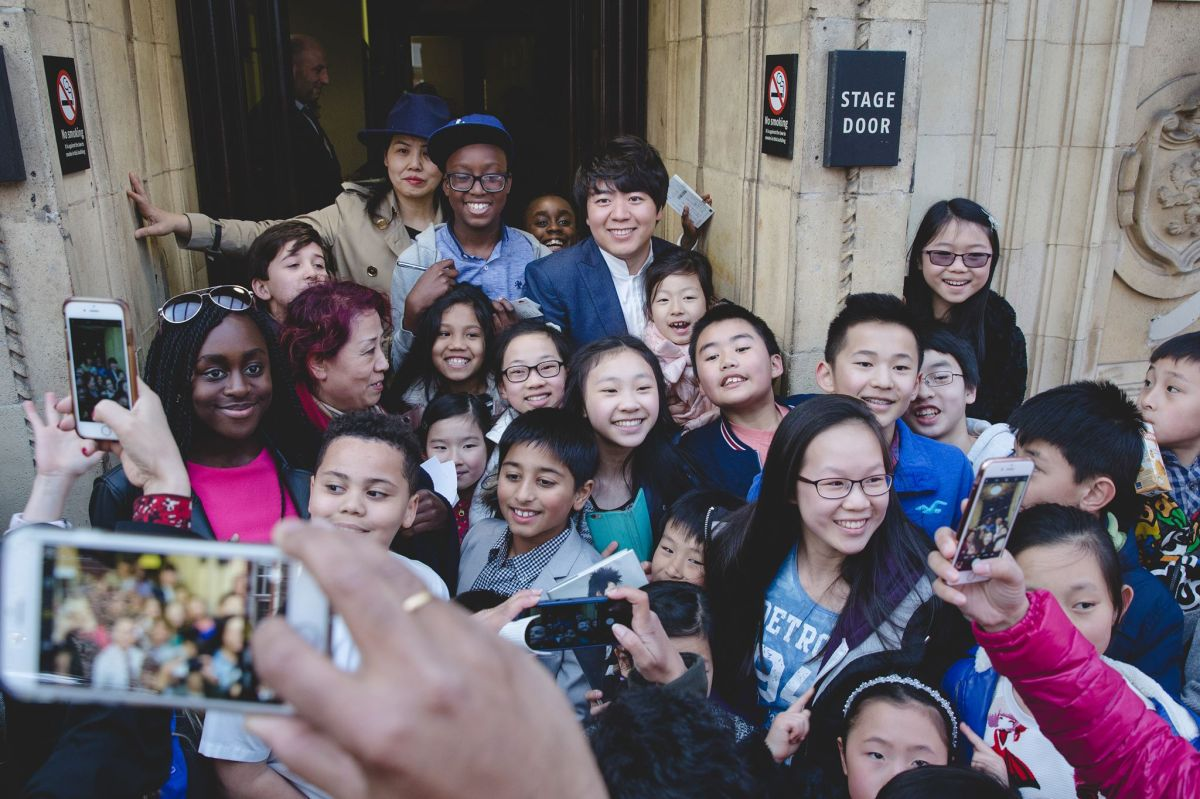 lang lang 1 Lang Lang International Music Foundation gives music and inspiration to the world