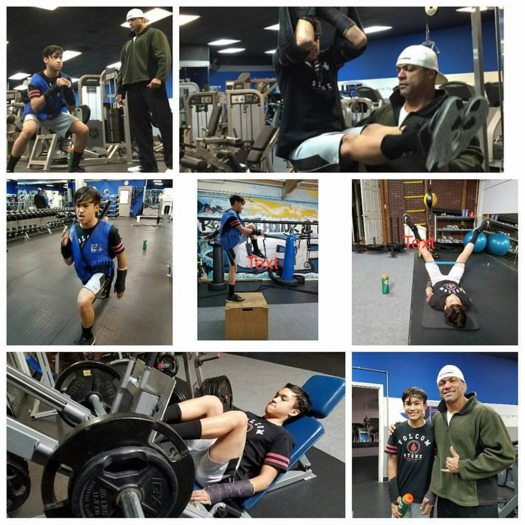 aggressive rehab jan 28 17 Armando Visitacion: Making the impossible possible