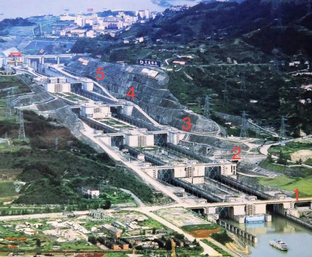 img 8112 Three Gorges Dam and Yangtze River cruise