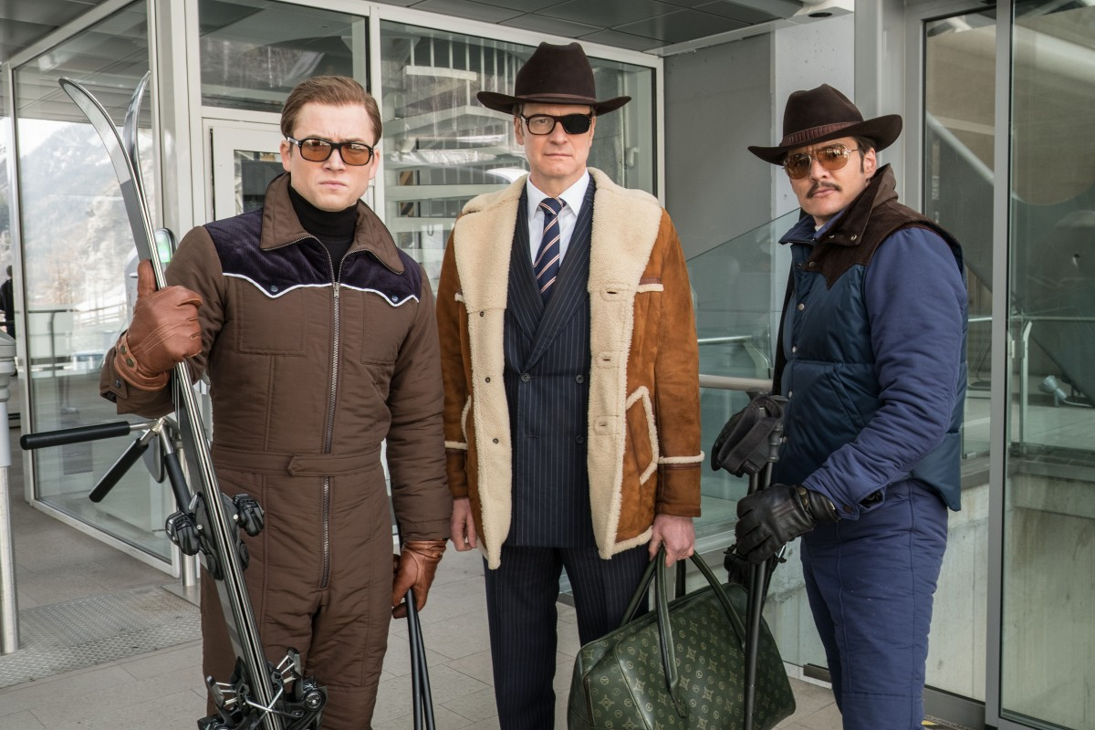 kingsman the golden circle epk df 01867 r rgb Kingsman: The Golden Circle movie review