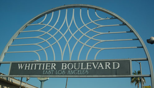 original The sights and sounds of Whittier Boulevard