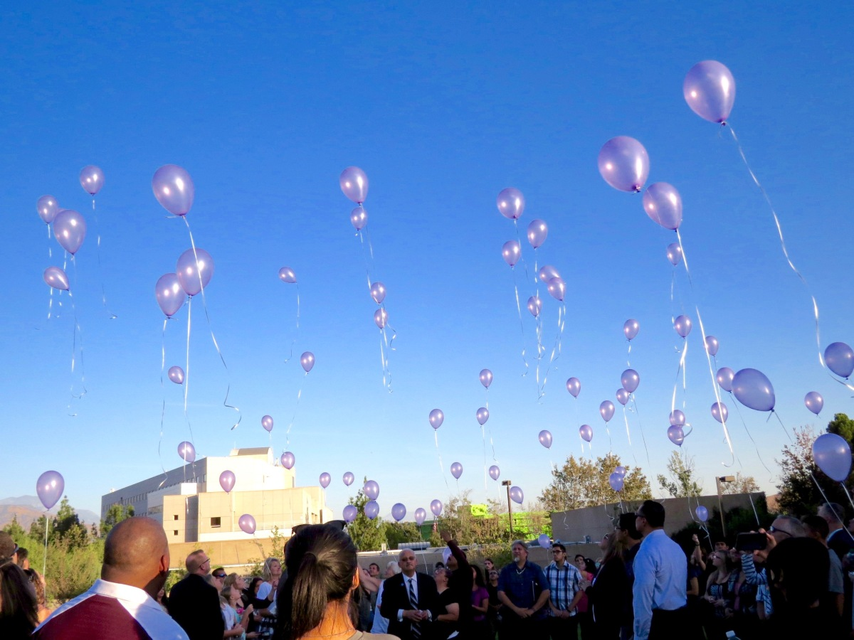 img 8709 CSUSB holds vigil in remembrance of Las Vegas shooting victim