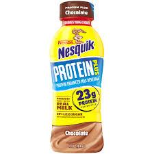 nequik pp melk Commentary: Healthier isn't always better: Nesquik Protein Plus milk