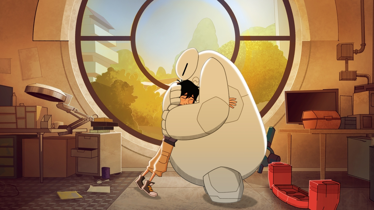 147764 0064 Big Hero 6 The Series exclusive video and Q&A with the executive producers