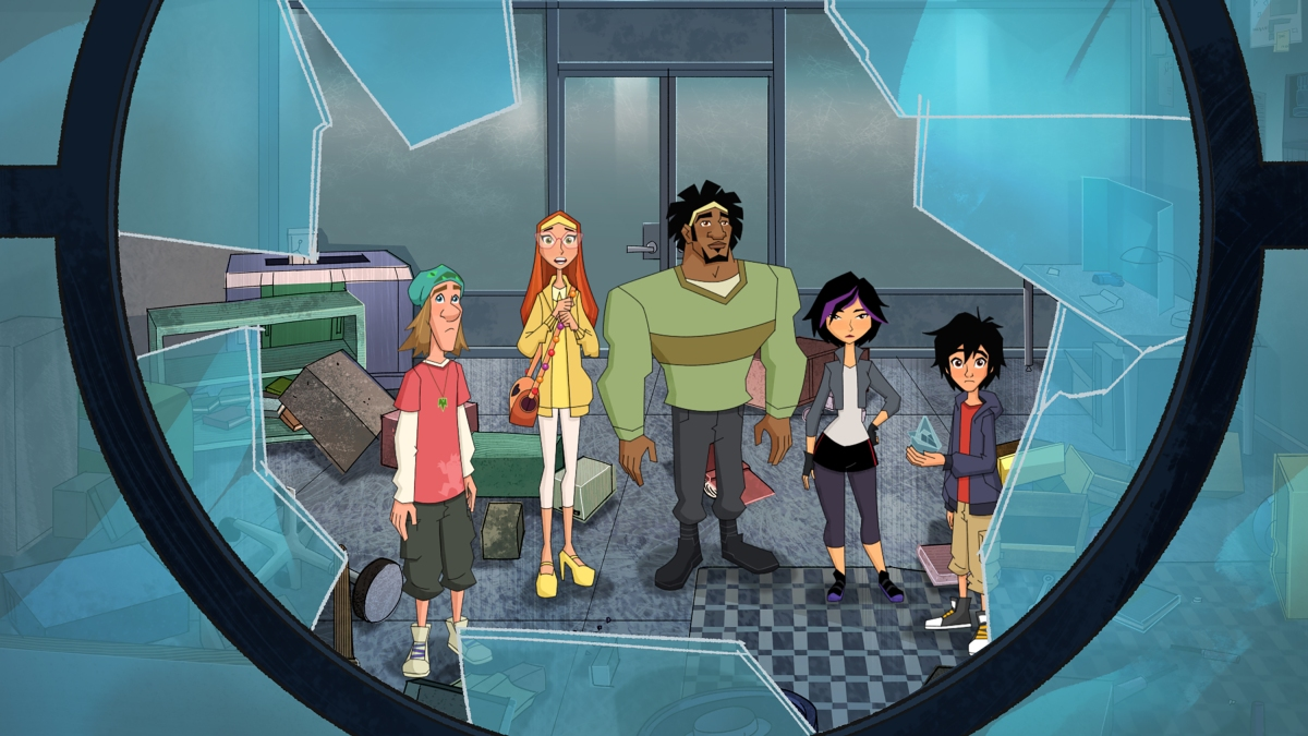 147764 0076 Big Hero 6 The Series exclusive video and Q&A with the executive producers