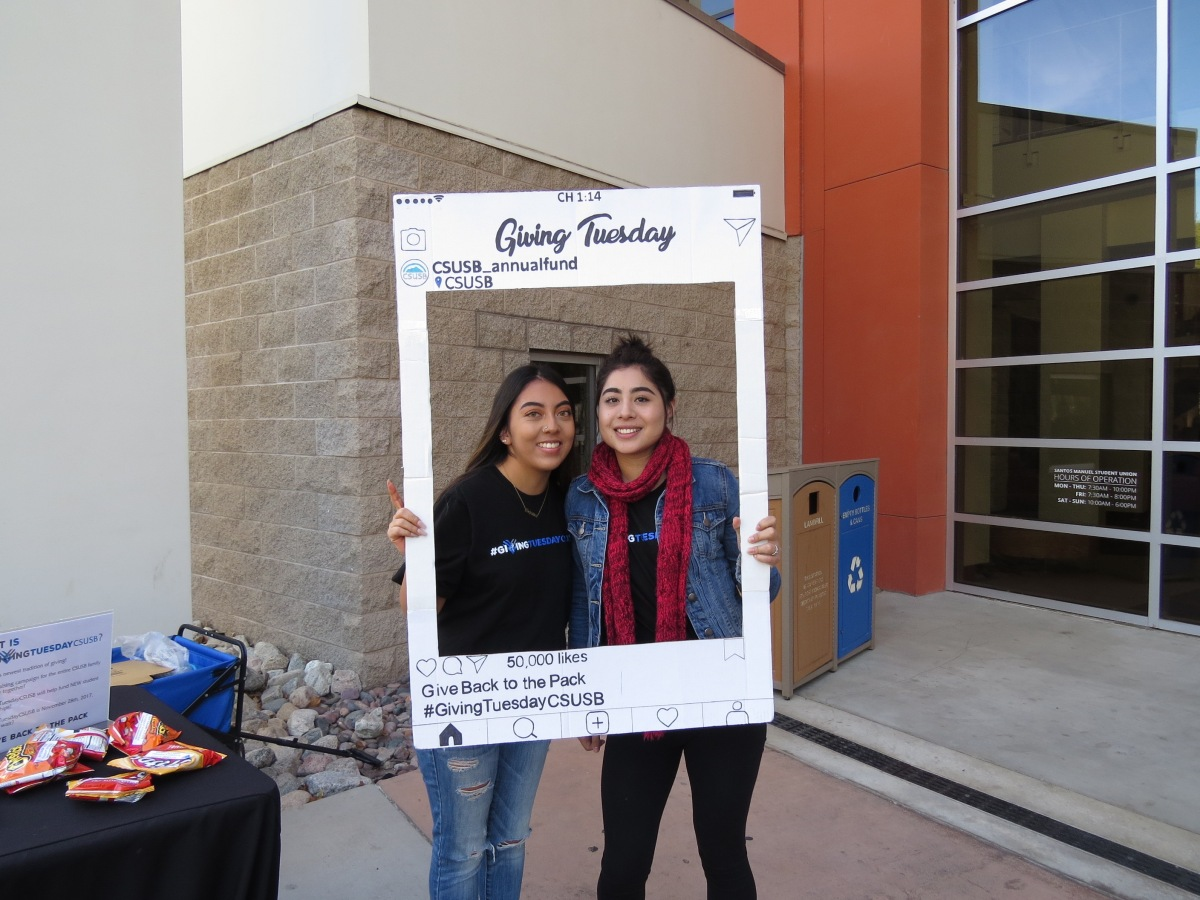 img 9158 CSUSB raises money for scholarships with Giving Tuesday