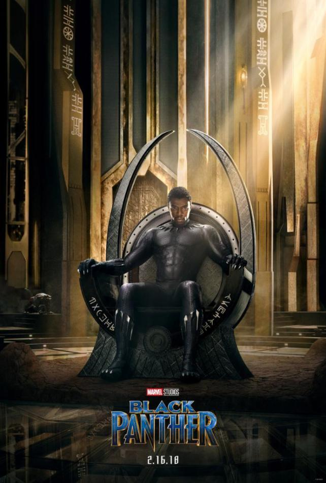 blackpantherposter Black Panther: A revolutionary Marvel film