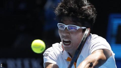 South Koreas Latest Tennis Superstar Chung Hyeon On the Rise