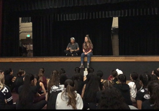 img 3538 Hamilton's Kamille Upshaw Teaches a Master Class for CSArts SGV's Dance Conservatory