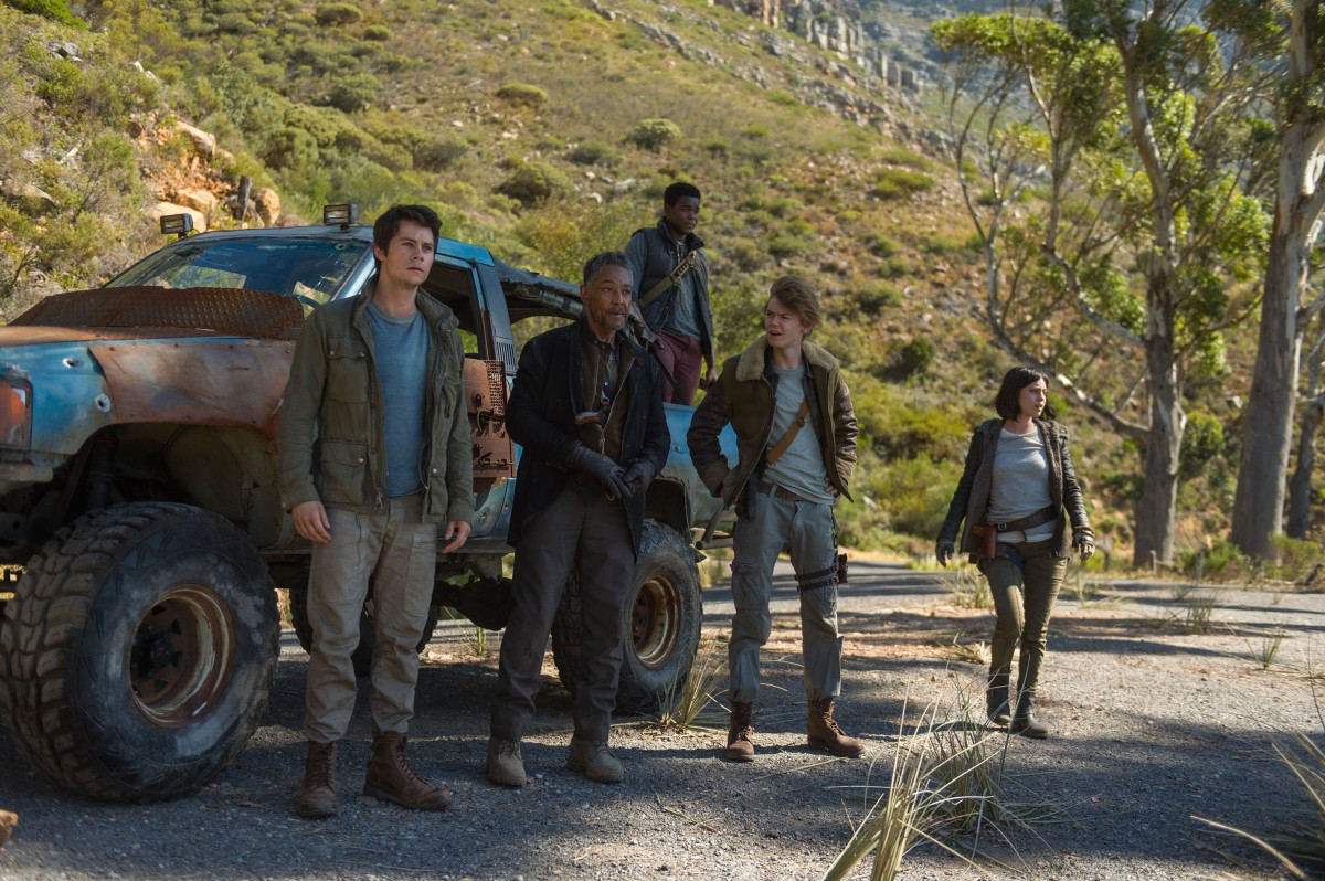 maze runner the death cure dom df 00387 r1 rgb Maze Runner: The Death Cure – satisfying finale or dragged 2.5 hour film?