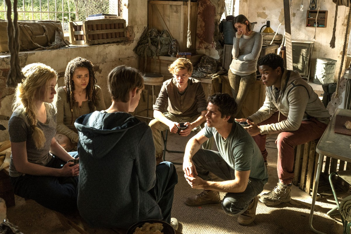 maze runner the death cure dom df 09205 r rgb Maze Runner: The Death Cure – satisfying finale or dragged 2.5 hour film?