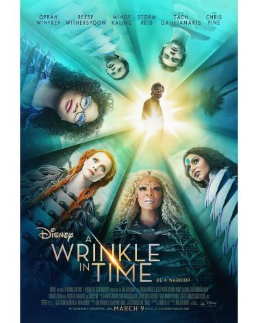 Resultado de imagen para a wrinkle in time 2018
