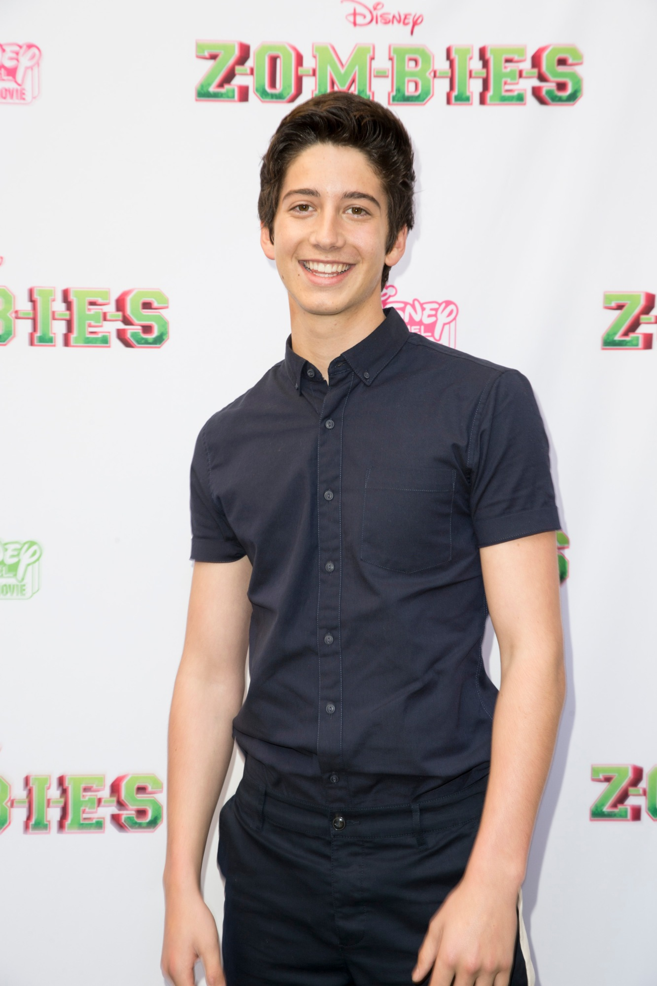 148634 ph2 7228 Interview with Disney Channels Zombies star Milo Manheim