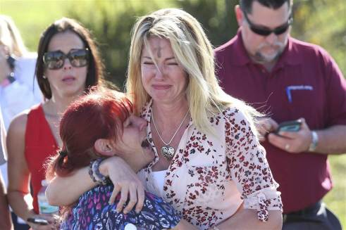 180214 parkland school shooting mn 1630 21d90ed383475a47156534fe6b508da1 nbcnews ux 1024 900 When will it stop? — Inside Marjory Stoneman Douglas High School during the shooting