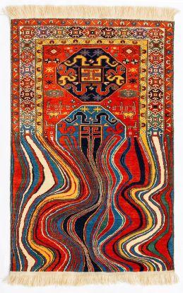 babbde3443b2f9ac1b26ee89b8be96fb Faig Ahmed: A traditional contemporist