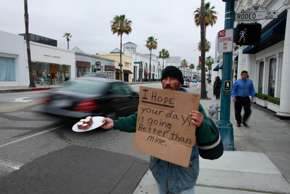 homeless in la Homelessness in Los Angeles