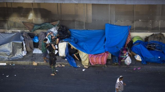 homeless la Homelessness in Los Angeles