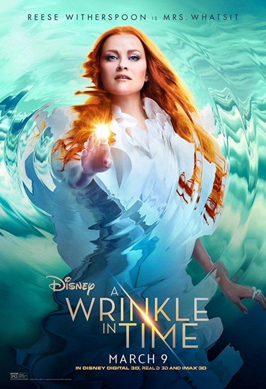reese witherspoon A Wrinkle in Time — A visual and colorful painting