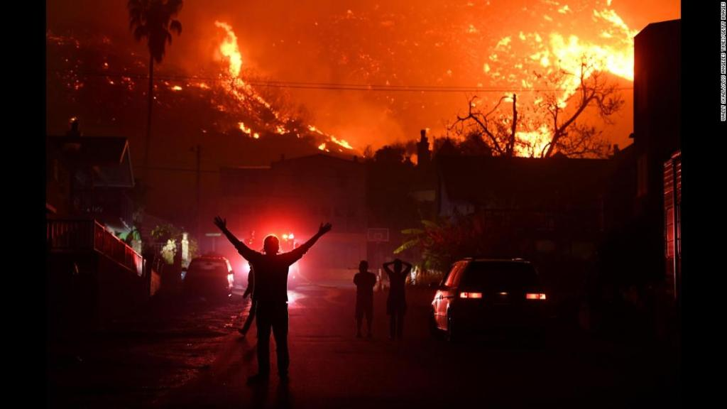 Californias Wildfires and Mudslides Explained