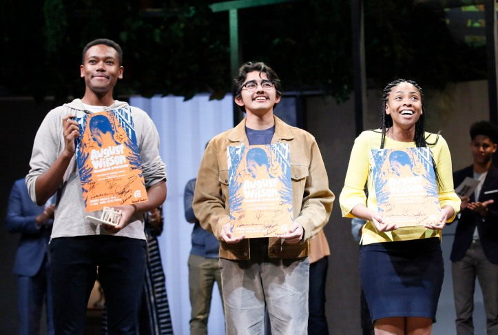 1 awmc 12 August Wilson Monologue Competition winners carry on Wilsons legacy