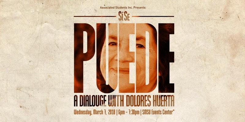 https cdn evbuc com images 40967998 212179948091 1 original Activist Dolores Huerta scheduled to speak at CSUSB