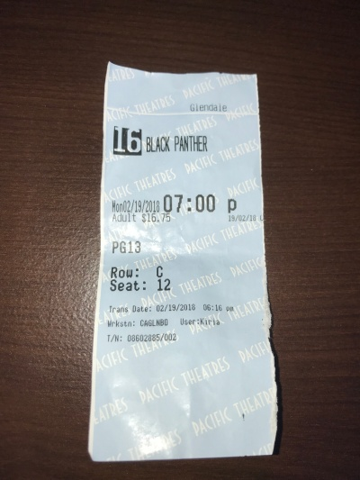 img 0917 Black Panther Movie Review